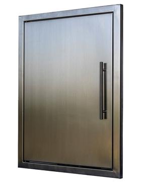 Picture of BBQ Island 24x17 Single Access Door Built In